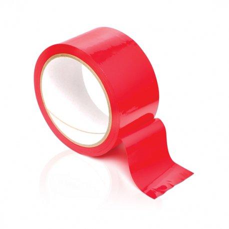 Tape red Bondage Fetish Fantasy