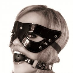 Fetish Fantasy Edition limited mask and gag
