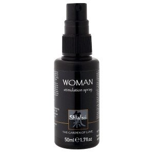 Shiatsu Spray stimulant for women
