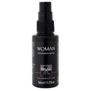 Stimulant Spray Shiatsu pour femmes - diversual.com