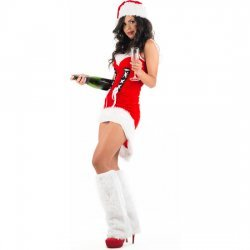 Picaresque - Mama Noel Sara red costume
