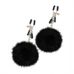 Pom Pom pour mamelons pinces limited edition Fetish Fantasy