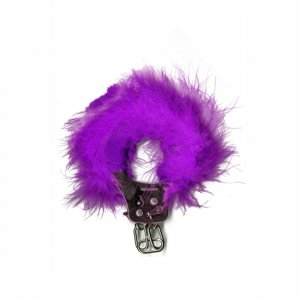 Fetish Fantasy wives lilac with marabou