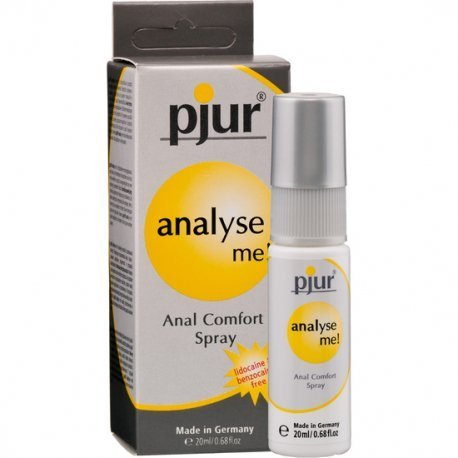 Relajante Anal Pjur Analyse Me! Spray