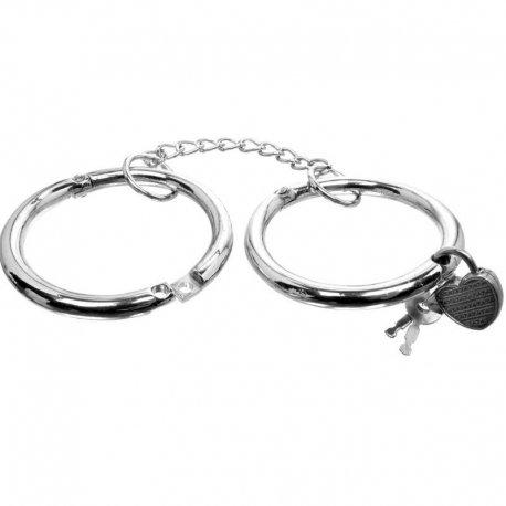 Metal shackles