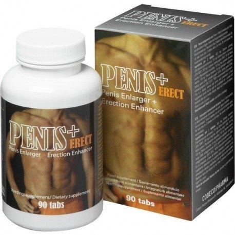 Pénis + capsules augmentation de pénis