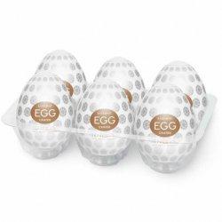 Tenga egg masturbateur cratère oeuf unités plateau 6