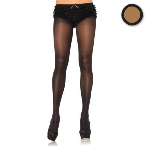 Beige panties Leg Avenue high waist - diversual.com