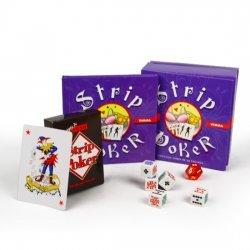Cartas de Strip Poker
