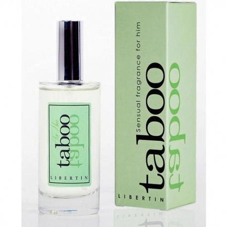 Taboo Libertin Perfume with pheromones for the