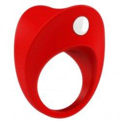 Ovo B11 red vibrator ring