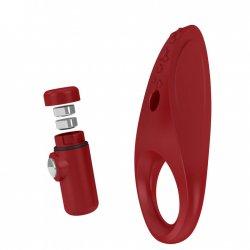 Ovo B3 Anillo Vibrador Rojo