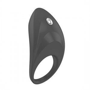 Ovo B7 black vibrator ring