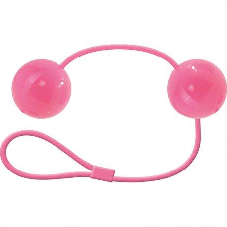 Vaginal balls Candy Balls Rosa