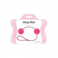 Bolas vaginales Candy Balls Rosa