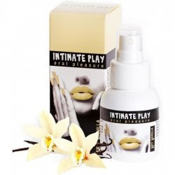 Intimate Play Gel Para Sexo Oral Vainilla