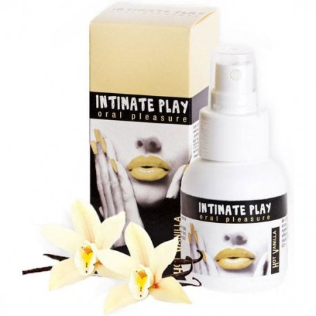 Intimate Play Oral Sex Gel vanilla