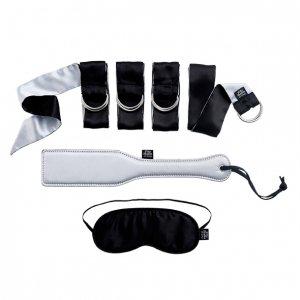 Kit Oficial Cincuenta Sombras de Grey Bondage Principiantes