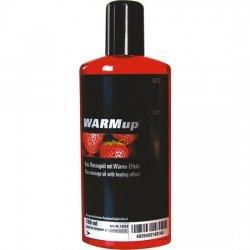 Effet de chaleur fraise de l'huile de massage