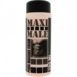 Maxi Male massage cream for penis