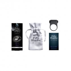 Ring vibrator Feel It fifty shades of Grey