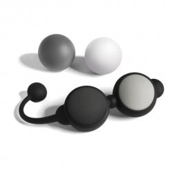 Boules de Kegel cinquante nuances de gris