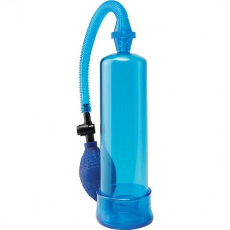 Les débutants érection pompe pompe bleue Worx