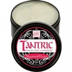 With pheromones Granada Tantric massage candle