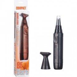 Hair clippers for pubic hair