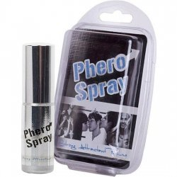 Man pheromone spray