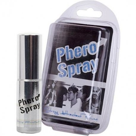 Spray phéromone homme