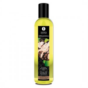 Shunga massage oil erotic Chocolate