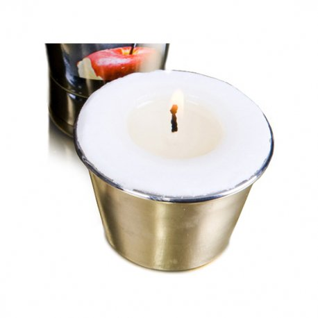 Temptation massage fruits red candle