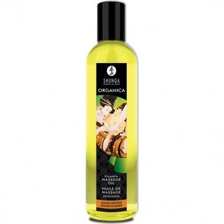 Amande douce huile massage de Shunga