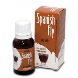 Spanish Fly gouttes d'amour queue