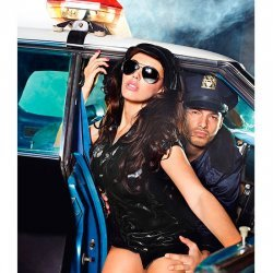 Police costume set