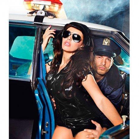 Conjunto Disfraz de Policía