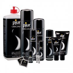 Lubricante Pjur Original Silicona 100 ml