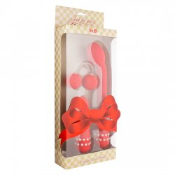 Kit de Vibradores y Bolas Chinas Rojo