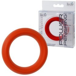 Medium red penis ring