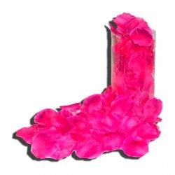 Pink lilac petals