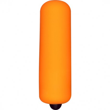 Bala Vibradora Naranja