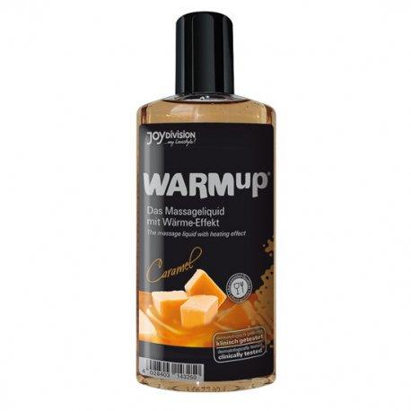 Aceite de Masaje Efecto Calor Caramelo
