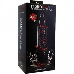 Bathmate Hydromax Xtreme X40 Transparente