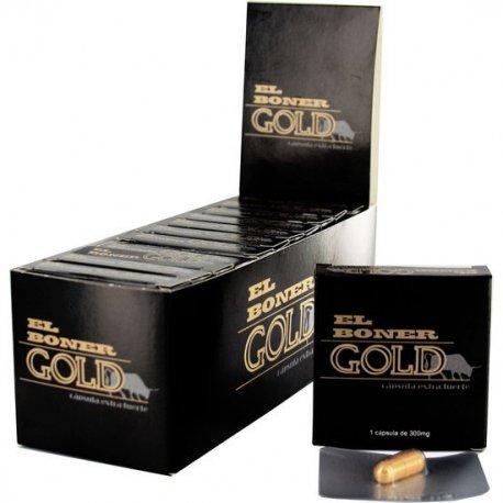 Cápsula Extra Fuerte Golden Gold (12 Unidades)