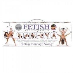 Fetish Fantasy swing blanc fantasme Bondage