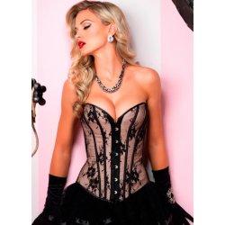 Leg Avenue corset Juliet Nude