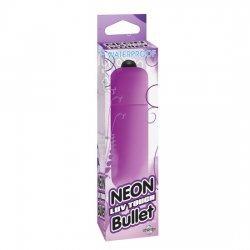 Neon Luv Touch Bala Vibradora Lila
