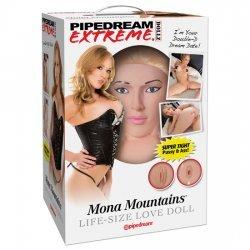 Poupée Extreme Toyz Mona montagnes