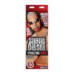 Shane Diesel Dildo Realístico Vibrador